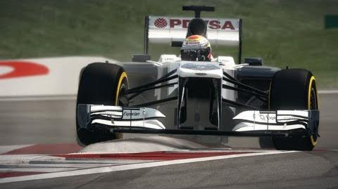 F1 2013 Launch Trailer