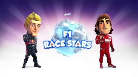 F1 RACE STARS Out Now TV AD - UK