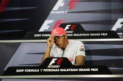 Lewis Hamilton 2009 Scandal