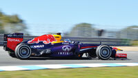Vettel 2013 Jerez day 4