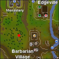Body Altar Location