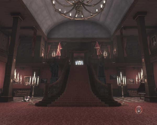 """File:Castle """"Fortress of Dread"""" Main Hall.png"""