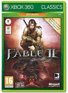 Fable II Classics Box Art