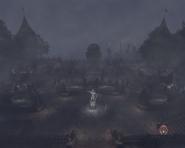 """Castle """"Fortress of Dread"""" Garden"""