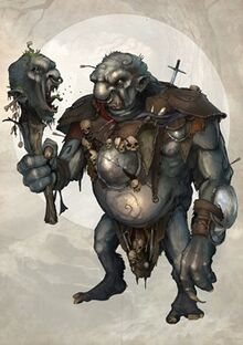 Ogre Fable Legends