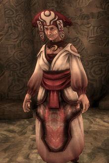 Priestess Mara