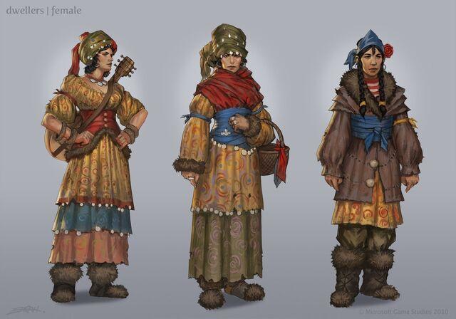 File:Fable 3 Female Dweller concept.jpg
