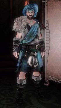 Zw-Highlander Men's Suit
