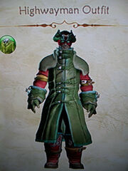 Highwayman-Outfit