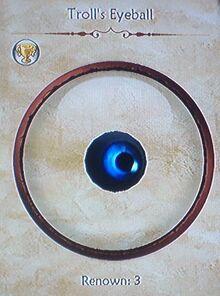 Troll's Eyeball
