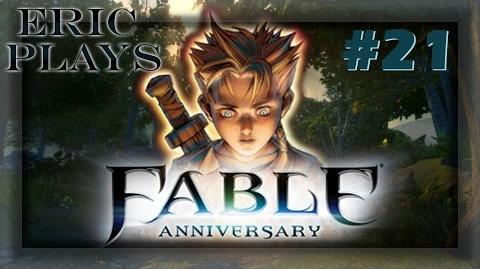 Fable Anniversary 21 Battle Jack of Blades