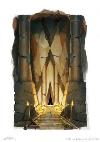 File:Fable 3 Auroran Temple Entrance.jpg