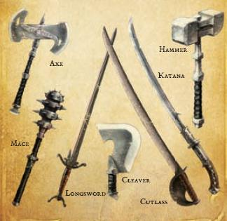 File:Melee weapons.jpg