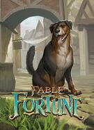 Fable Fortune Dog