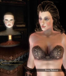 Fable 3 Rosy Makeup
