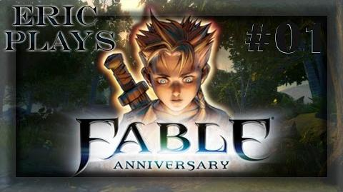 Fable Anniversary 1 Childhood-0