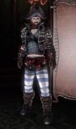 Zw-Women's Mercenary Suit