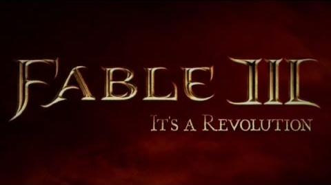 Fable 3 - Revolution