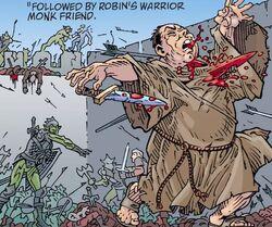 Friar Tuck Death