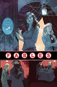 Fables 145 Cover Small