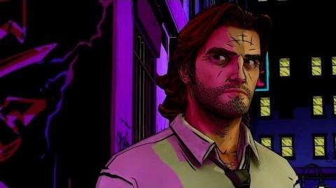 The Wolf Among Us - PS Vita Trailer