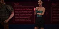 Faith (Character) Gallery