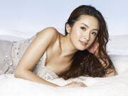 Ariel Lin Silvery Fashion