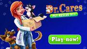 Dr. Cares Pet Rescue 911 Play Now1