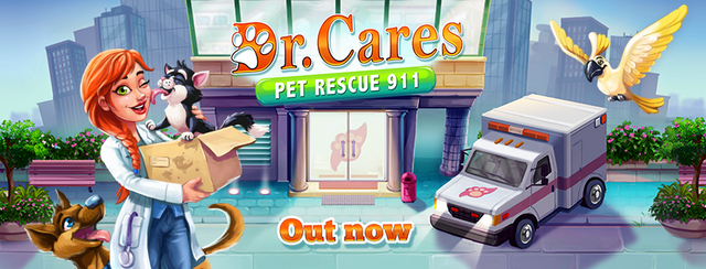 File:Dr. Cares Pet Rescue 911 Out Now.png