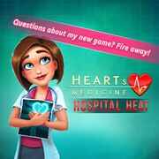 Heart's Medicine Hospital Heat Upcoming Questions
