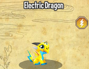 Electric dragon lv1-3