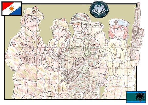 PWN troopers