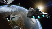 Imperial Invasion of Earth