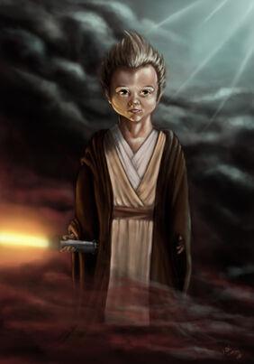 Aden Fader III-child