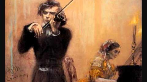 The FAE Sonata Movement I Allegro (Albert Dietrich)