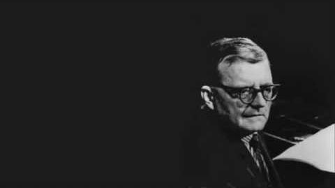 Dmitri Shostakovich Symphony No.10 Op
