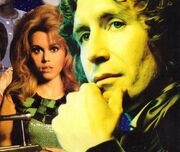 Bafflement and Devotion Jane Fonda Iris with Eighth Doctor
