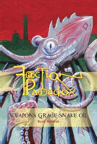 File:Weapons Grade Snake Oil cover.jpg