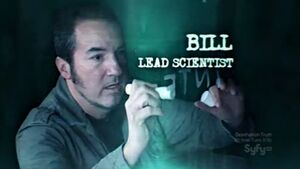 Bill - Lead Scientist