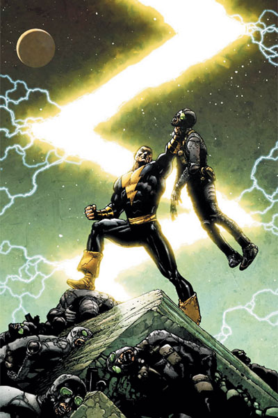 Black Adam - The Dark Age 5 (Virgin)