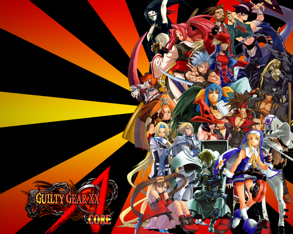 Guilty Gear Wallpaper by Virusmaxi