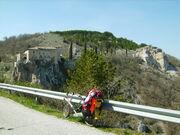 Bergstraesschen bei L'Aquila