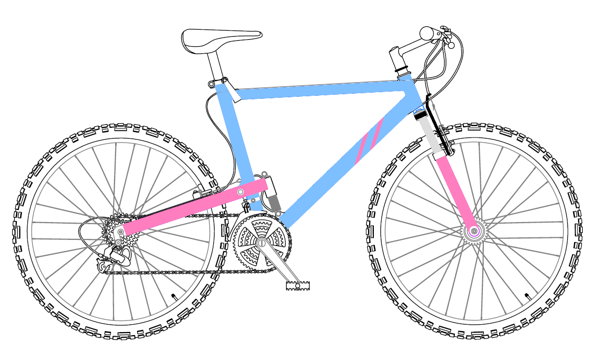 bild fahrrad zeichnung rr fahrrad wiki fandom powered by wikia. Black Bedroom Furniture Sets. Home Design Ideas