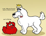 Fop jorgen and stiffy in dogs from by cookie lovey-d863rj4