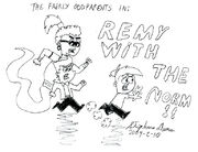 Remy with the Norm
