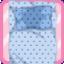 SE Mattress blue