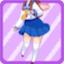 DG Fairy Doll Elementary School Uniform