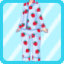 SFG Strawberry Pajamas sky blue