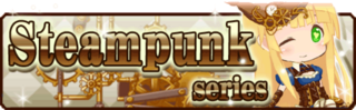 Steampunk Series Gacha small banner