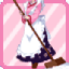 SE Japanese Clothes Maid pink